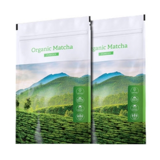 2 set Organic Matcha Powder